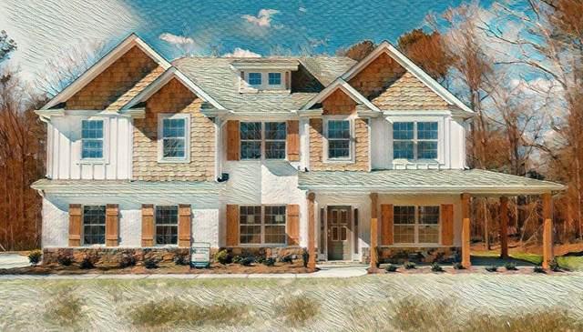 Homesite 100 Abberly Lane, ELLERSLIE, GA 31807 (MLS #181898) :: Kim Mixon Real Estate