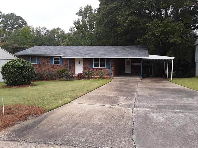 5111 Abbott Avenue, COLUMBUS, GA 31904 (MLS #181920) :: Kim Mixon Real Estate