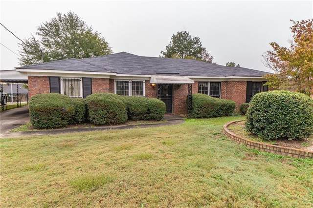 809 Lincoln Drive, PHENIX CITY, AL 36869 (MLS #181941) :: Kim Mixon Real Estate