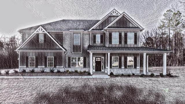 Homesite A2 James Road, ELLERSLIE, GA 31808 (MLS #181962) :: Haley Adams Team