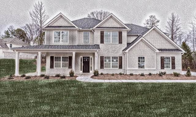 Homesite A3 James Road, ELLERSLIE, GA 31808 (MLS #181963) :: Haley Adams Team
