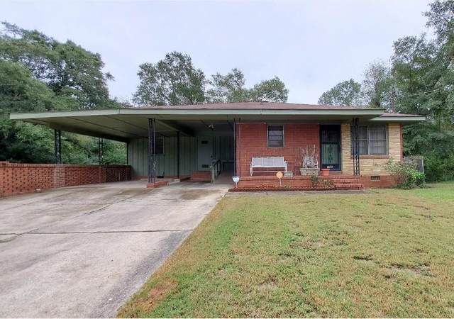 119-S 15TH AVENUE, PHENIX CITY, AL 36869 (MLS #181981) :: Haley Adams Team
