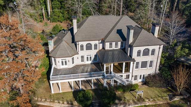413 Barschall Drive, COLUMBUS, GA 31904 (MLS #182188) :: Kim Mixon Real Estate