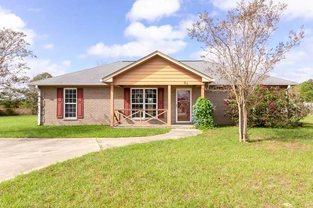 21 Courtney Circle, FORT MITCHELL, AL 36856 (MLS #182226) :: Haley Adams Team