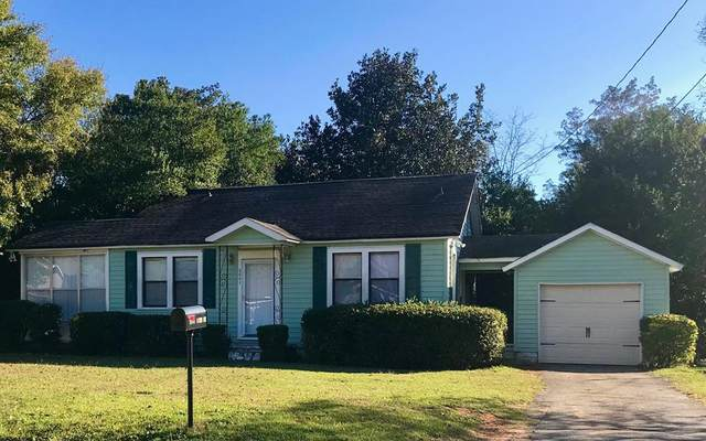 2001 45TH STREET, PHENIX CITY, AL 36867 (MLS #182440) :: Haley Adams Team