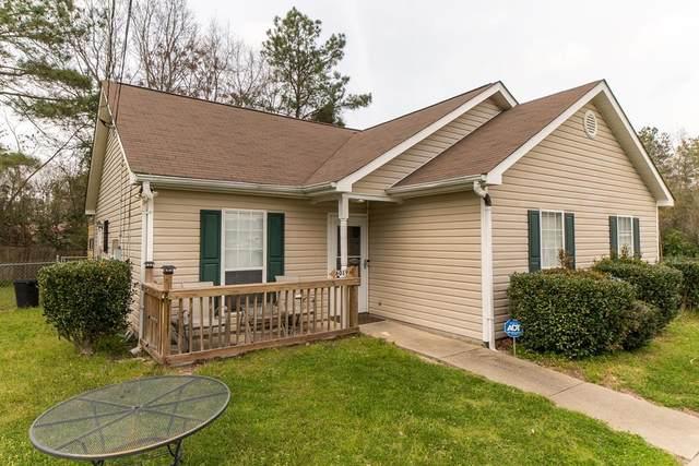 6019 Creekside Drive, COLUMBUS, GA 31907 (MLS #182631) :: Kim Mixon Real Estate
