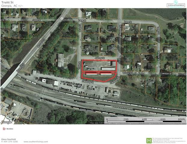 1 Ac Truitt Street, MANCHESTER, GA 31816 (MLS #182759) :: Kim Mixon Real Estate