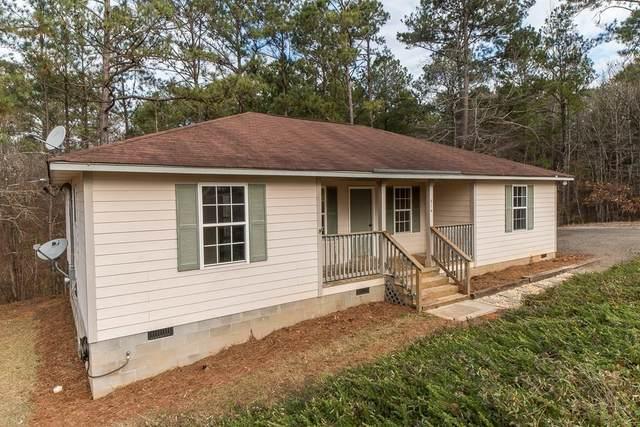 614 Skyline Drive, FORTSON, GA 31808 (MLS #182983) :: Kim Mixon Real Estate