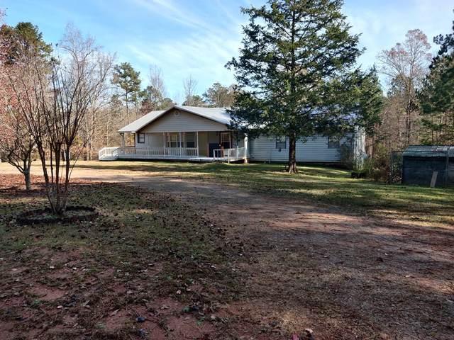 4945 Wallace Road, PINE MOUNTAIN, GA 31822 (MLS #183066) :: Kim Mixon Real Estate