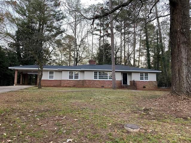 717 Ridgecrest Road, LAGRANGE, GA 30240 (MLS #183119) :: Kim Mixon Real Estate