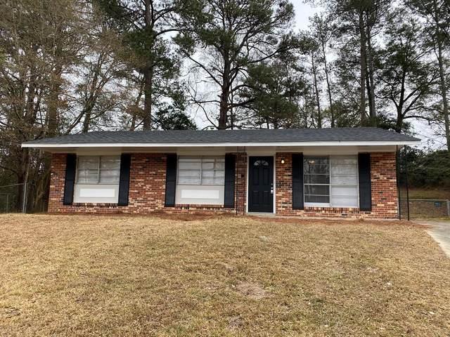 606 Belvedere Drive, COLUMBUS, GA 31907 (MLS #183136) :: Kim Mixon Real Estate
