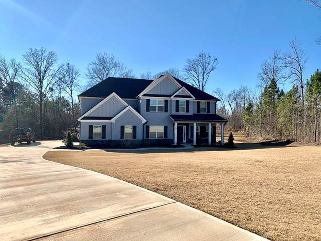 116 Newberry Court, FORTSON, GA 31808 (MLS #183220) :: Kim Mixon Real Estate