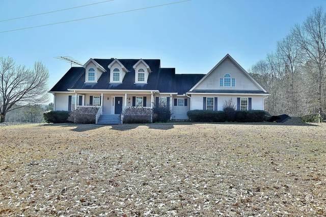 4147 Rush Creek Highway, WOODLAND, GA 31836 (MLS #183227) :: Kim Mixon Real Estate