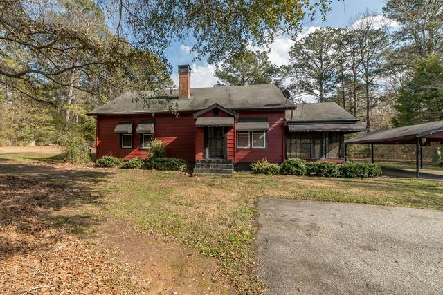 11865 Highway 315, CATAULA, GA 31804 (MLS #183233) :: Kim Mixon Real Estate