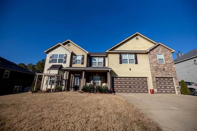 10 Rusty Drive, PHENIX CITY, AL 36869 (MLS #183234) :: Kim Mixon Real Estate