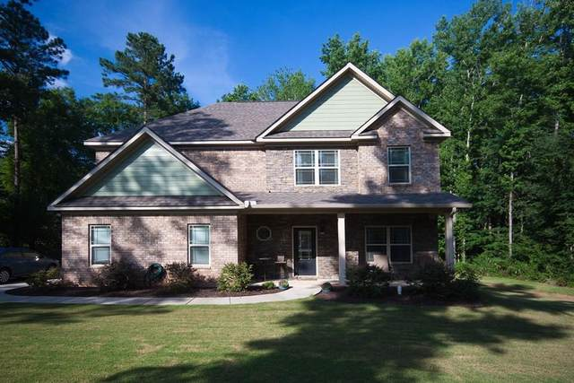1107 Central Church Road, MIDLAND, GA 31820 (MLS #183235) :: Kim Mixon Real Estate