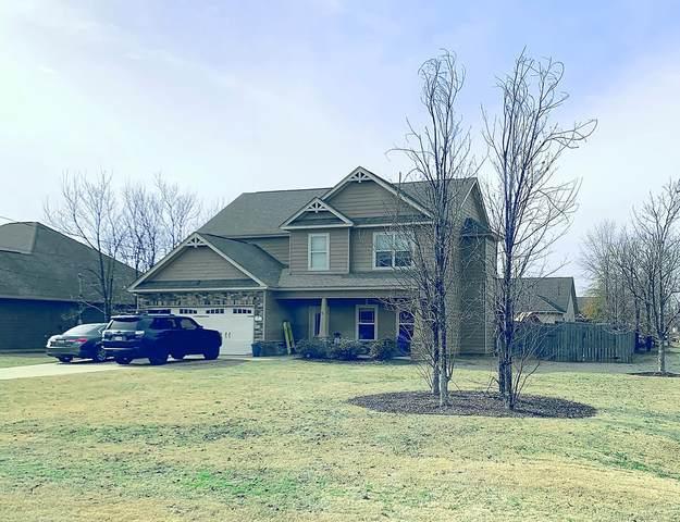 2 Buckeye Court, FORT MITCHELL, AL 36856 (MLS #183239) :: Kim Mixon Real Estate