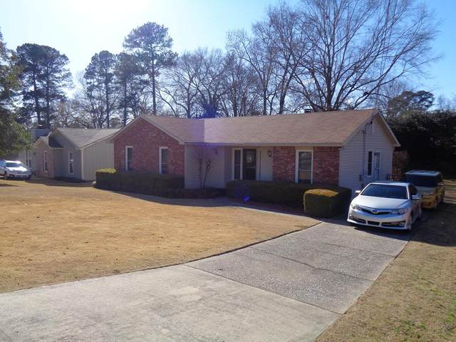 7901 Crawford Drive, COLUMBUS, GA 31909 (MLS #183241) :: Kim Mixon Real Estate