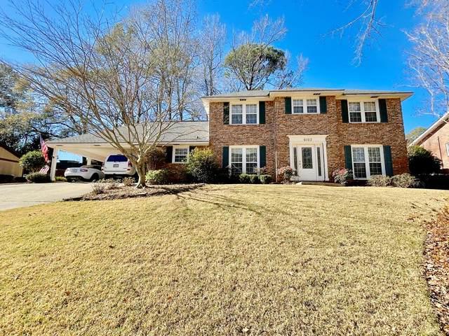 6103 Canterbury Drive, COLUMBUS, GA 31909 (MLS #183250) :: Kim Mixon Real Estate