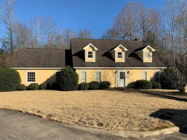 4 Milton Court, COLUMBUS, GA 31904 (MLS #183355) :: Kim Mixon Real Estate