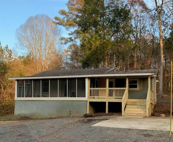 160-E Lakeshore Drive, WAVERLY HALL, GA 31831 (MLS #183707) :: Kim Mixon Real Estate