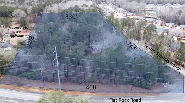 7201 Lot No. 2 Flat Rock Road, MIDLAND, GA 31820 (MLS #183837) :: Kim Mixon Real Estate