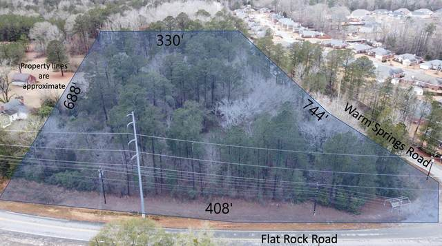 7201 Flat Rock Road, MIDLAND, GA 31820 (MLS #183838) :: Kim Mixon Real Estate