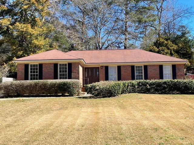 6204 Brooklet Drive, COLUMBUS, GA 31909 (MLS #183958) :: Kim Mixon Real Estate