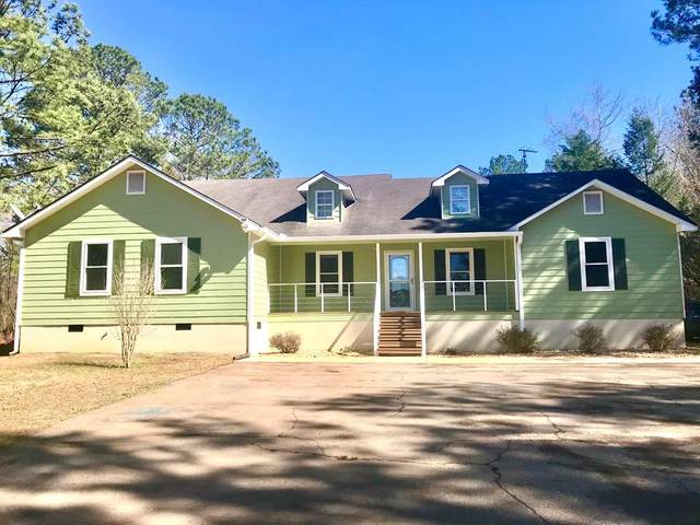 2478 Pine Lake Drive, WEST POINT, GA 31833 (MLS #184012) :: Haley Adams Team