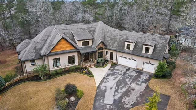 1900 Piedmont Lake Road, PINE MOUNTAIN, GA 31822 (MLS #184211) :: Kim Mixon Real Estate