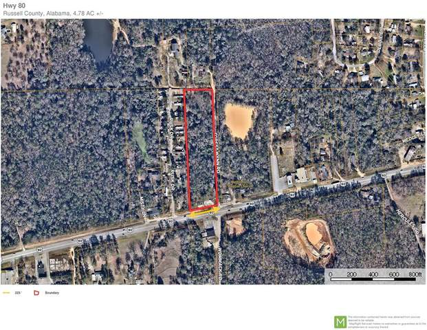 3712 Highway 80, PHENIX CITY, AL 36870 (MLS #184474) :: Kim Mixon Real Estate