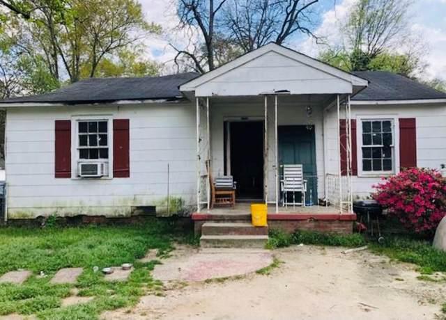 644 Parkchester Drive, COLUMBUS, GA 31906 (MLS #184596) :: Kim Mixon Real Estate
