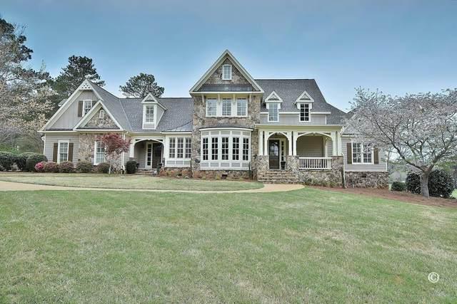 206 Overlook Drive, PINE MOUNTAIN, GA 31822 (MLS #184657) :: Kim Mixon Real Estate