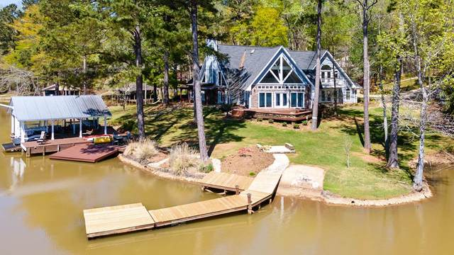 1345 Quail Hollow Drive, HAMILTON, GA 31811 (MLS #184777) :: Kim Mixon Real Estate