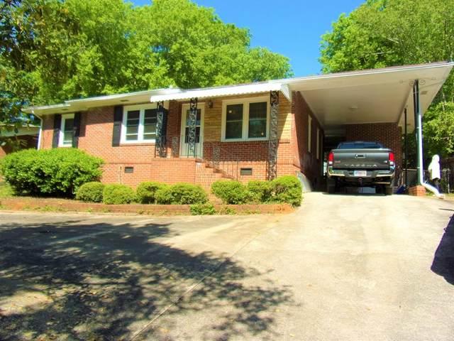 717 Crockett Drive, COLUMBUS, GA 31904 (MLS #184838) :: Haley Adams Team