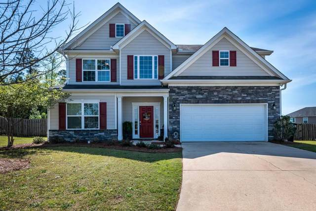 9260 Garrett Lake Drive, MIDLAND, GA 31820 (MLS #184872) :: Kim Mixon Real Estate