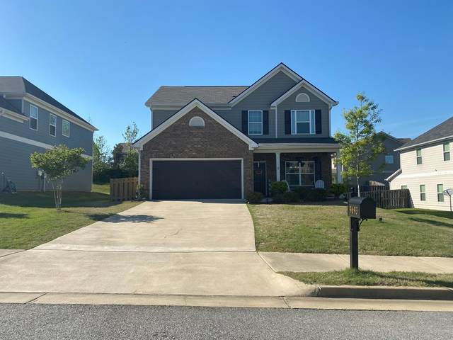 9693 Hollow Pine Drive, MIDLAND, GA 31820 (MLS #184878) :: Kim Mixon Real Estate