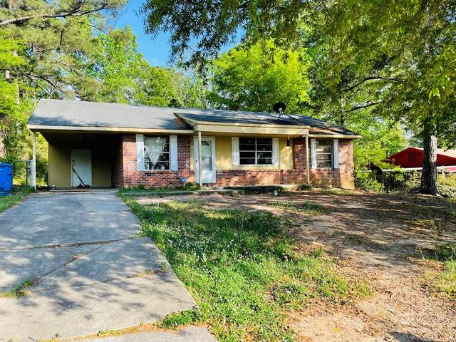 1932 Woodhollow Drive, COLUMBUS, GA 31907 (MLS #184906) :: Kim Mixon Real Estate