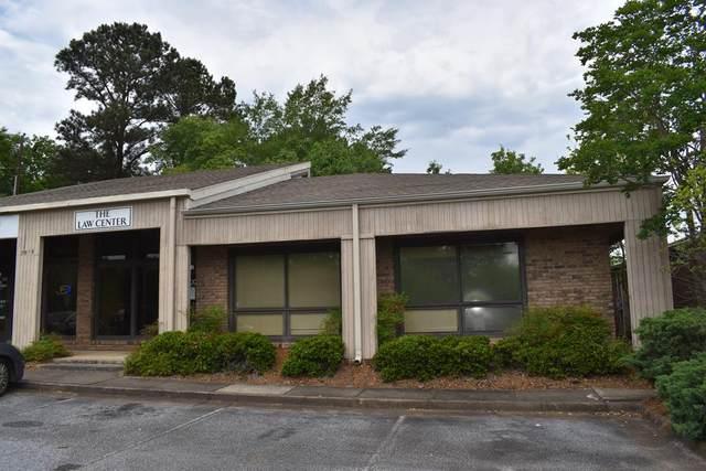 2815 Warm Springs Road 1 B, COLUMBUS, GA 31904 (MLS #185208) :: Kim Mixon Real Estate