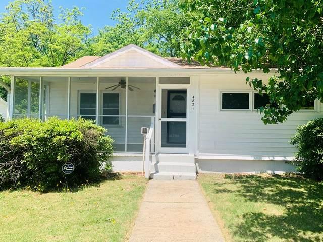 4821 17TH AVENUE, COLUMBUS, GA 31904 (MLS #185386) :: Kim Mixon Real Estate