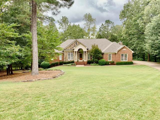 46 Troop Drive, FORTSON, GA 31808 (MLS #185400) :: Kim Mixon Real Estate