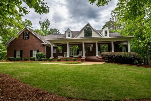 313 Troop Drive, FORTSON, GA 31808 (MLS #185418) :: Kim Mixon Real Estate