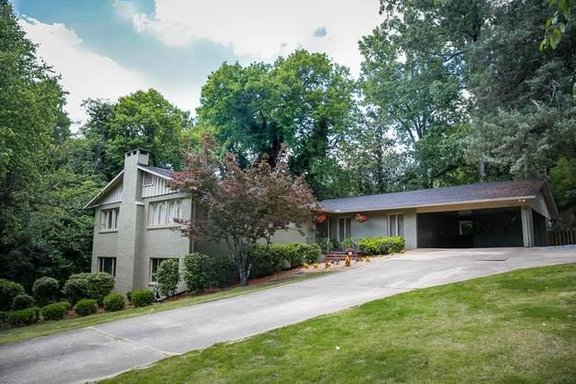 2105 Springdale Drive, COLUMBUS, GA 31906 (MLS #185515) :: Kim Mixon Real Estate