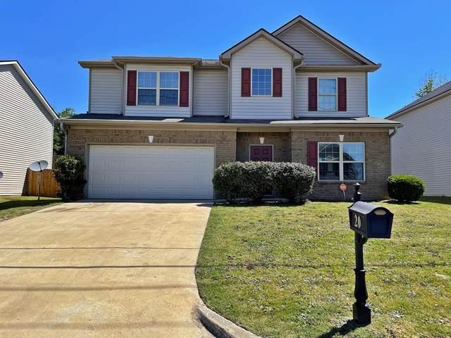 20 Willow Trace Drive, PHENIX CITY, AL 36869 (MLS #185528) :: Kim Mixon Real Estate