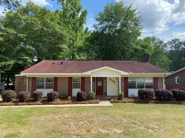 3834 Rockdale Drive, COLUMBUS, GA 31907 (MLS #185619) :: Kim Mixon Real Estate