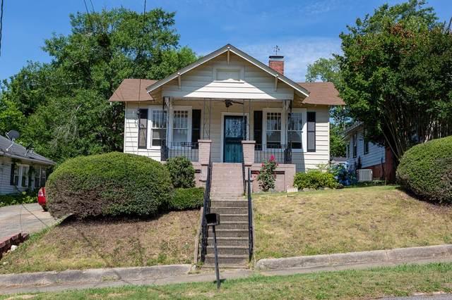 2207 Summerville Road, PHENIX CITY, AL 36867 (MLS #185864) :: Kim Mixon Real Estate
