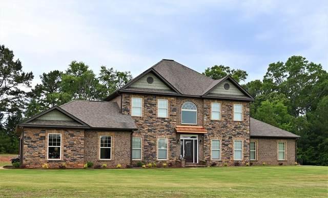 1688 Hopewell Church Road, PINE MOUNTAIN, GA 31822 (MLS #185955) :: Haley Adams Team
