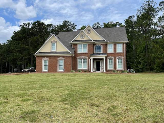 9443 Midland Woods Drive, MIDLAND, GA 31820 (MLS #185979) :: Kim Mixon Real Estate