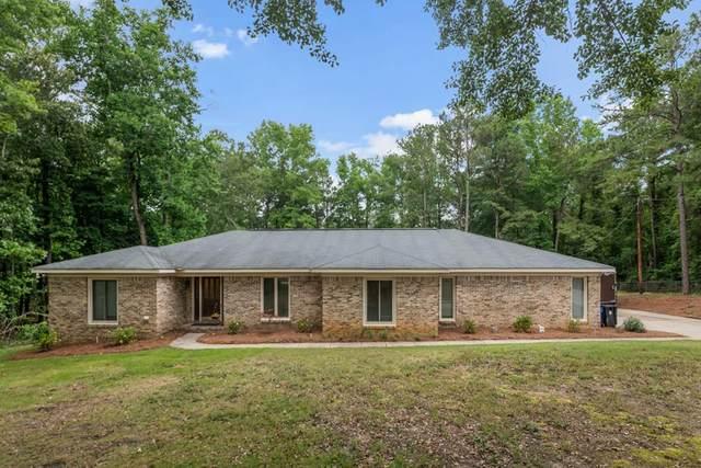 9221 Midland Woods Drive, MIDLAND, GA 31820 (MLS #186003) :: Haley Adams Team