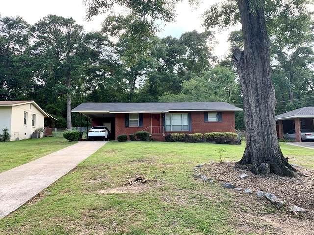 4525 Gladys Drive, COLUMBUS, GA 31907 (MLS #186402) :: Kim Mixon Real Estate